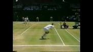 Тенис Класика : Страхотен Форхенд На Сампрс