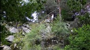 На излет при водопада в местността Попина Лъка -28-07-2015