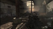 Call of Duty: Modern Warfare 3 - Back on the grid - геймплей
