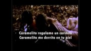 Превод David Bisbal Caramelito ( + Lyrics / Letra ) Бонбонче