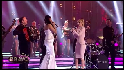 Allegro Band feat. Jelena Markovic - Opa cupa - Bravo Show - (TV Pink 2014)