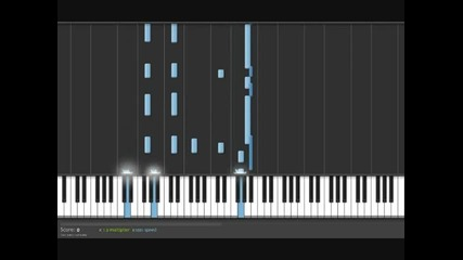 Synthesia - Requiem for a dream On Piano