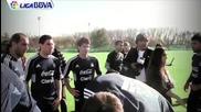 Меси тренира с отбора на Аржентина
