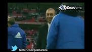 Челси Закла Тотнъм със страхотни голове и е на финал за Ф А Къп...!