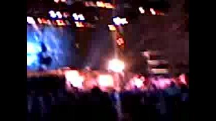 Iron Maiden - София - 04.06.2007