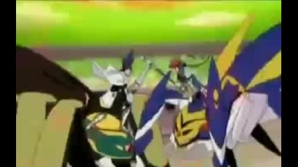 Spider Riders Opening