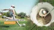 My Underground Sport: Footgolf is gaining ground fast