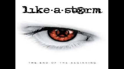 Like a storm-lie to me