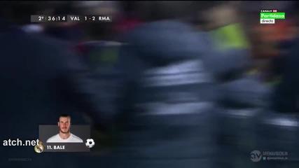 Валенсия 2:2 Реал ( Мадрид ) 03.01.2016
