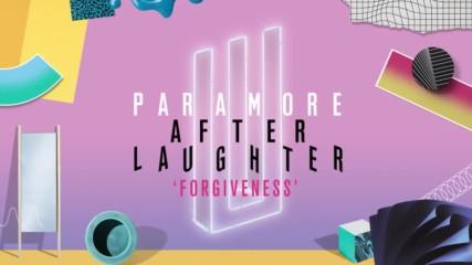 Paramore - Forgiveness (audio)