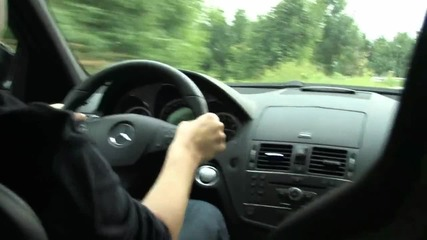 Mercedes Benz C63 Amg Full Hd