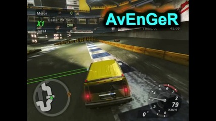 Need for speed underground 2 drift world record cool
