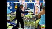 Умберто И Жоро Пред Бой, А Го Отнася Мартин - Big Brother 4 - 21 10 2008