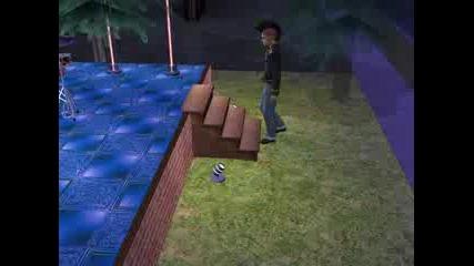 Sk8er Boy - The Sims 2