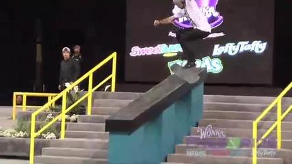 Скейтбордисти