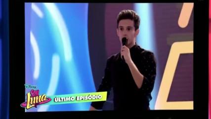 Soy Luna 2 - Финалът на еп.40