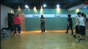 [бг превод] 2pm- I Hate You Dance Practice