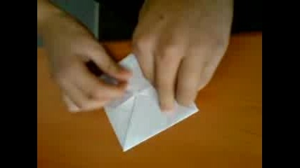 оригами - как да направим кораб с комини