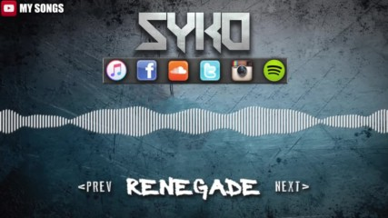 Grime Instrumental Renegade - Syko Beats