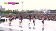 130727 Sistar - Give It To Me @ Music Core Ulsan Summer Festival