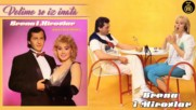 Lepa Brena Miroslav Ilic - Volimo se iz inata - Official Audio 1985