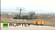 Syria: Russian jets set off on missions from Hmeymim airbase
