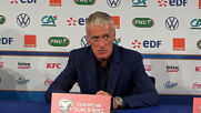 France: Deschamps satisfied with tie against Turkey after 'no contest' away game