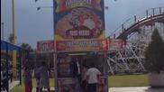 Brandi Rhodes goes to an amusement park - Video Blog May 28, 2014