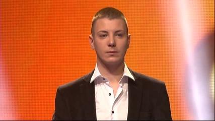 Nenad Kostov i Haris Berkovic - Splet pesama - (live) - ZG 2 krug 14 15 - 07.02.15. EM 22