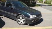 Peugeot 405 T16 vs Renault Fluence Gt