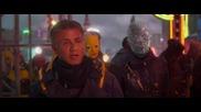 Пазители на галактиката 2 / Караница между Йонду и Стакар