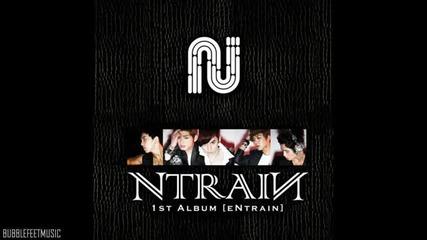 N-train - One Last Cry [mini Album - entrain]