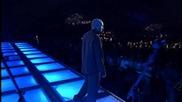 Фил Колинс - In The Air Tonight Live Hd