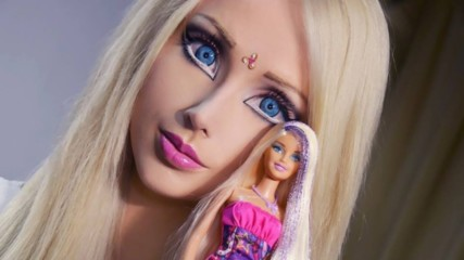 Барби момичетата в реалния живот - Топ 20