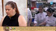 Гала разговаря с Нина - класиралия се на четвърто място финалист в Hell's Kitchen България