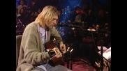 Nirvana - Pennyroyal Tea [ Високо Качество ] + Превод