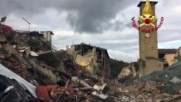 Italy: Twin quakes reduce Amatrice to rubble again
