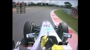 Розберг спечели квалификацията за Гран При на Испания
