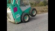 Каране на задни гуми (боп кат) Ванчо Извор