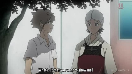 Shikabane Hime- Aka Episode 7 eng subs
