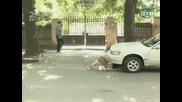 Скрита Камера - Под Автомобила