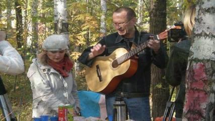Alison Krauss- На пикник в планината- Хукваме,обещаха хубаво време!