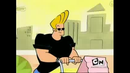 Johnny Bravo - Mini Jb