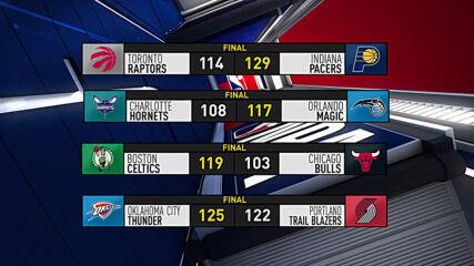 Акцентите в НБА от изминалата нощ