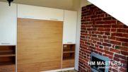Мансарден апартамент с площ 12 кв.м. от hm-masters.com