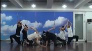 Tvxq - Catch me ~ dance practice