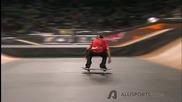 Chaz Ortiz Wins Skate Park - Dew Tour Portland 2009