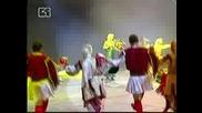 Народни Танци  Месечинко чакай 3