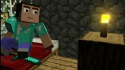 Creepers are Terrible - A Minecraft Parody of One Direction's What Makes You Beautiful