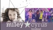 Miley Cyrus - Breakout [karaoke/instrumental]